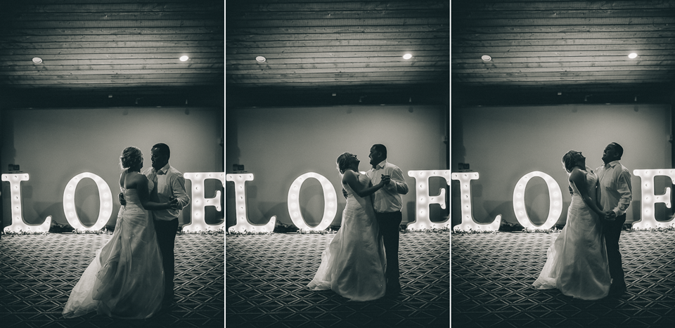 Tracey + MJ's wedding is now up on the blog!