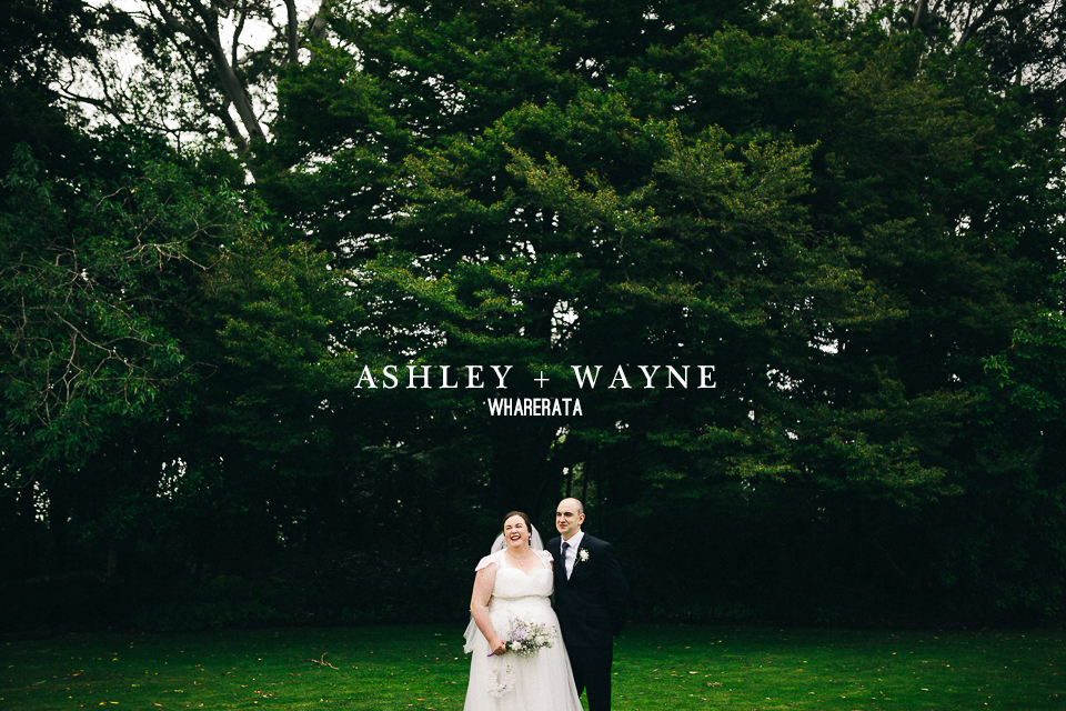 The beautiful wedding of Ashley + Wayne is now up on the blog!