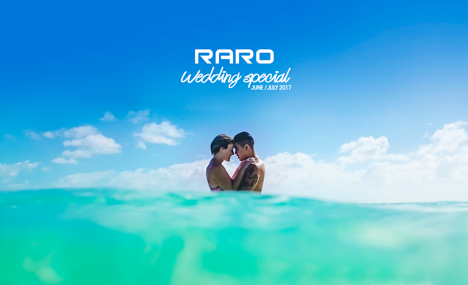 Getting married in Rarotonga in June/July 2017? Hola at me!