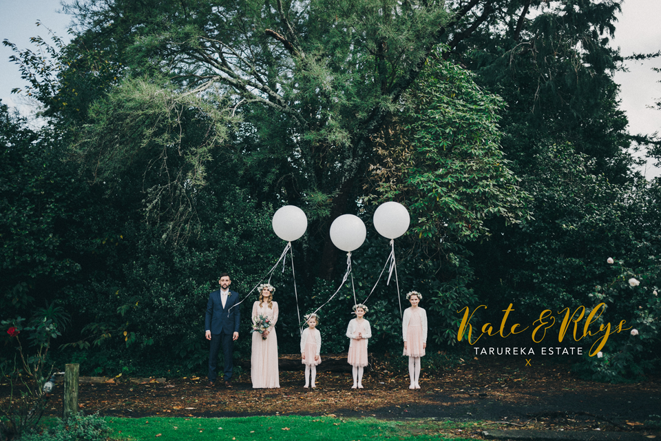 The wedding of Kate + Rhys is now up on the blog!