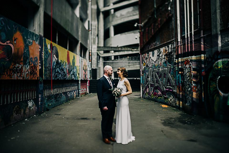 Karl + Dee - Wellington Wedding