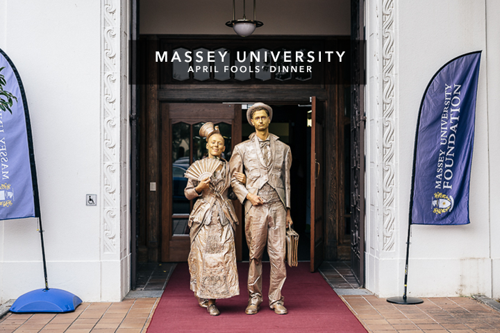 Event photography for Massey University