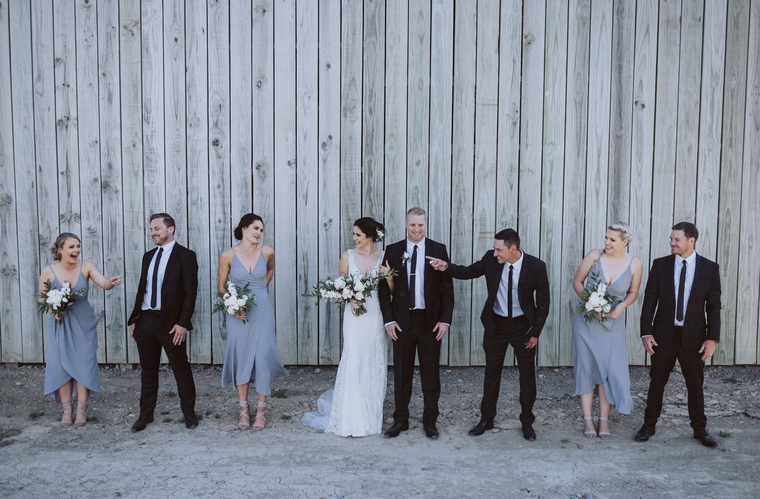Chimere + Tim Wedding
