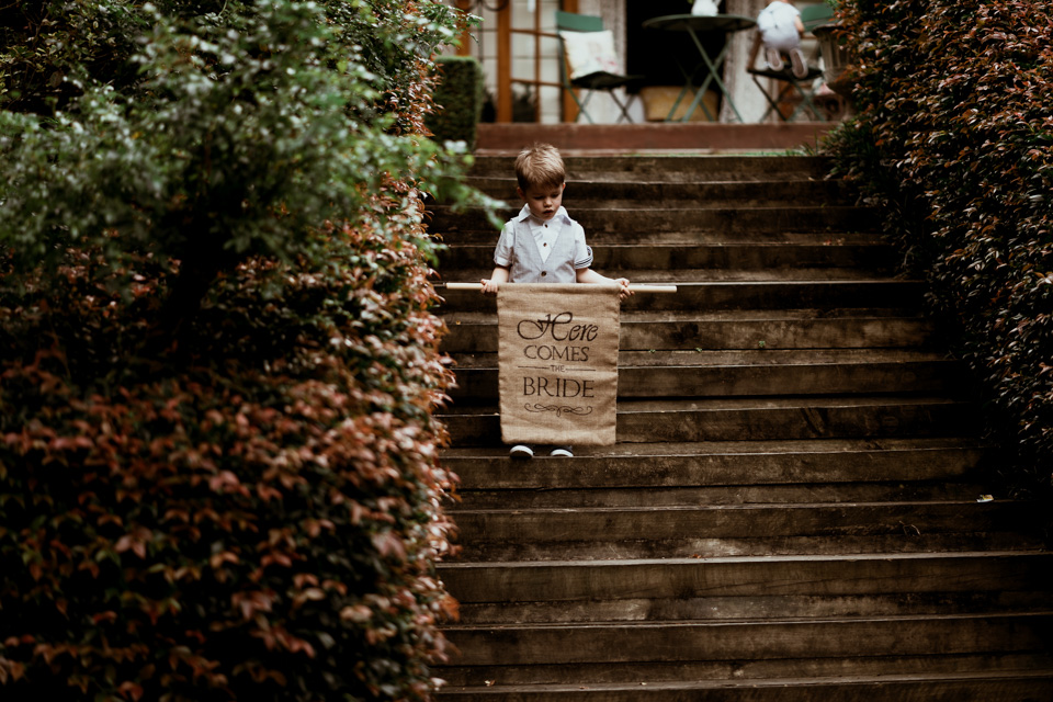 Helene + Paul // Caroline Creative Gardens