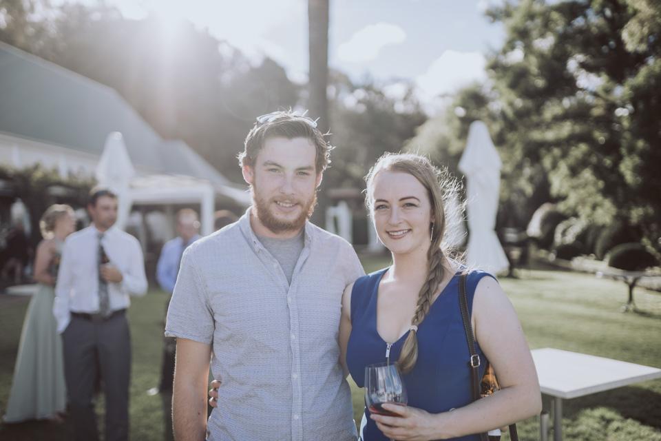 Nicole + Ben // The Mission Estate