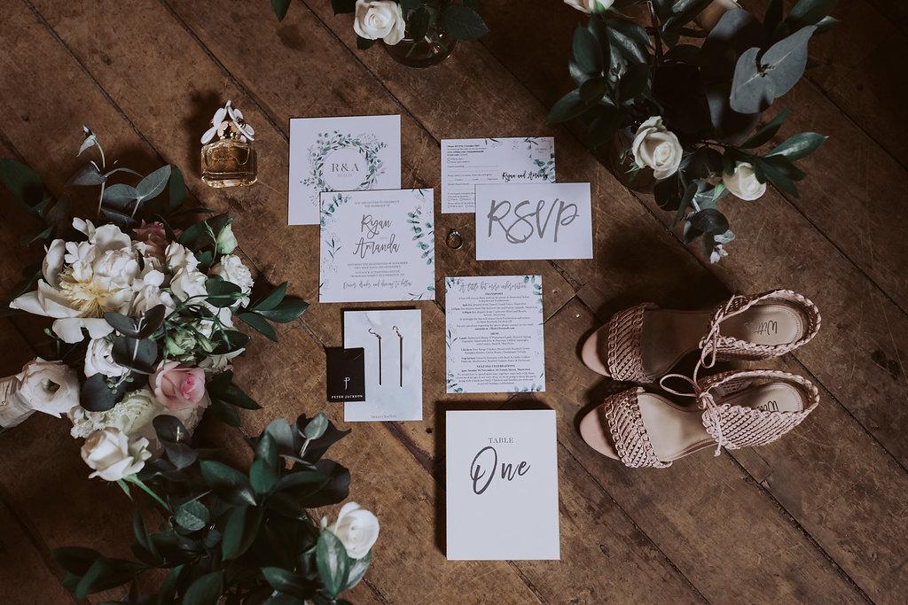 Amanda + Ryan's wedding at Tarureka Estate has been featured over at  Together Journal