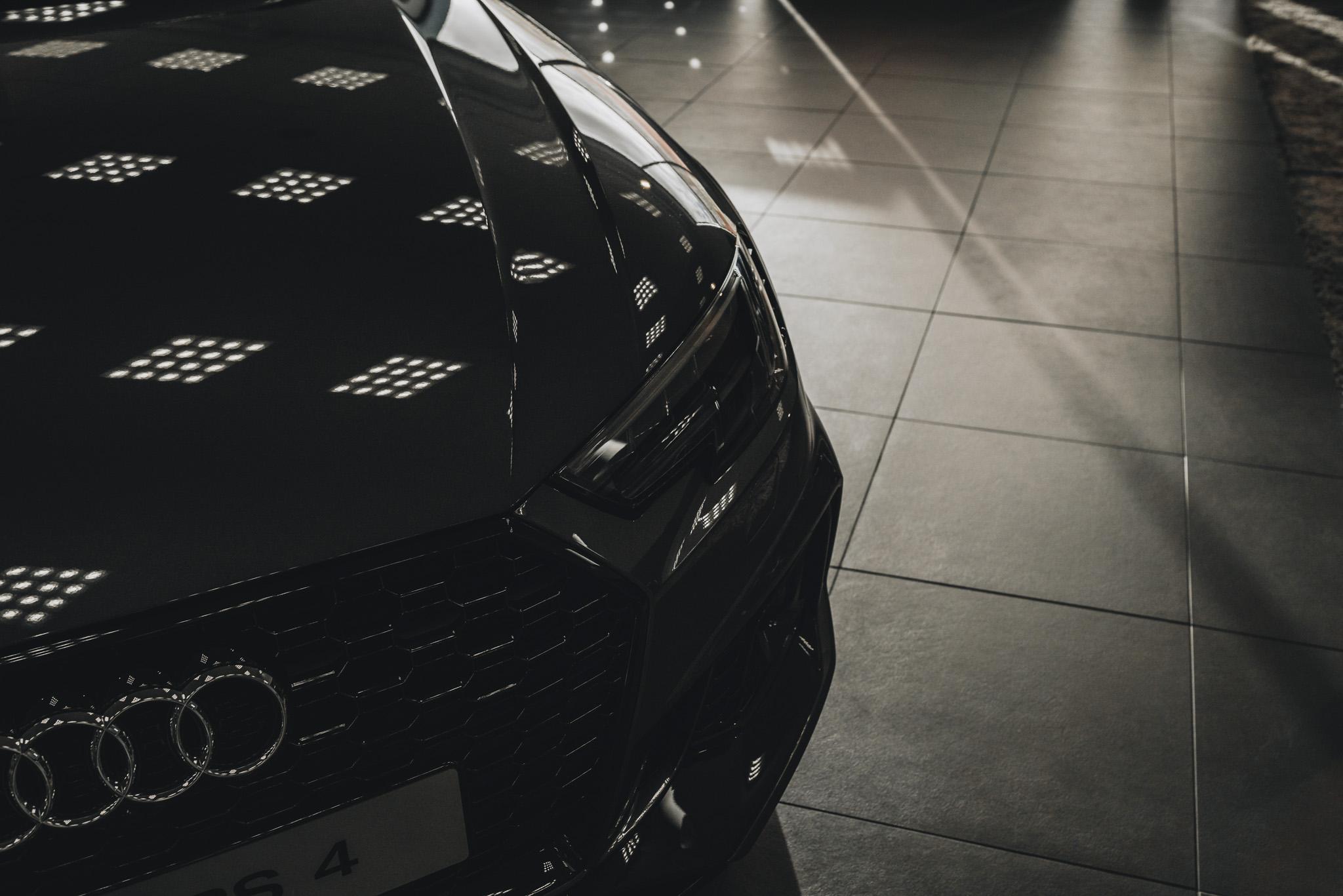 Recent commercial shoot of Audi + Volkswagen for Robertson Prestige