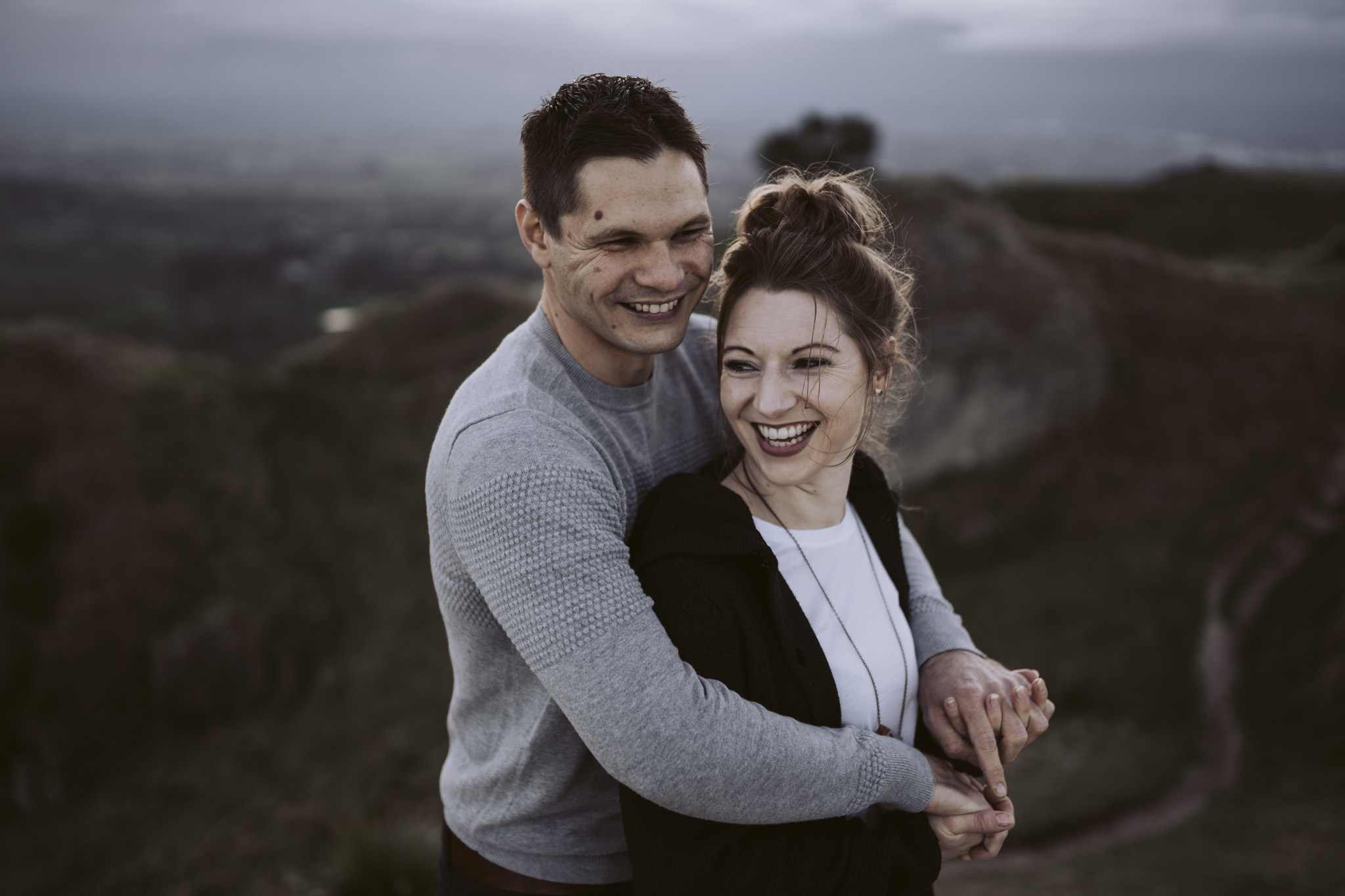 michael + sharni - te mata peak