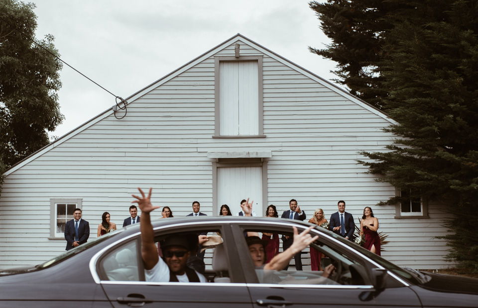 Alex + Freedom // NYE Wedding