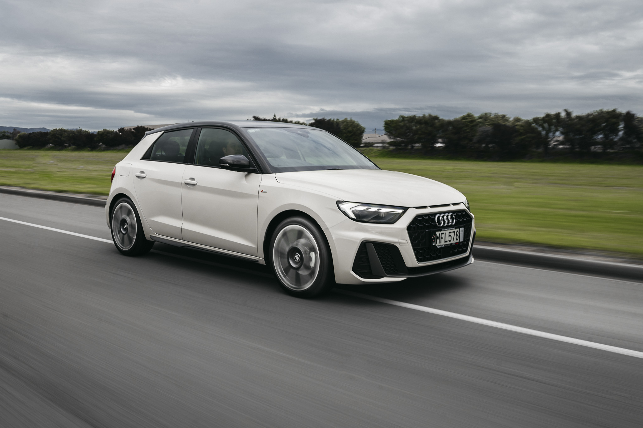 The new Audi A1 Sportsback that I was lucky enough to have for the week