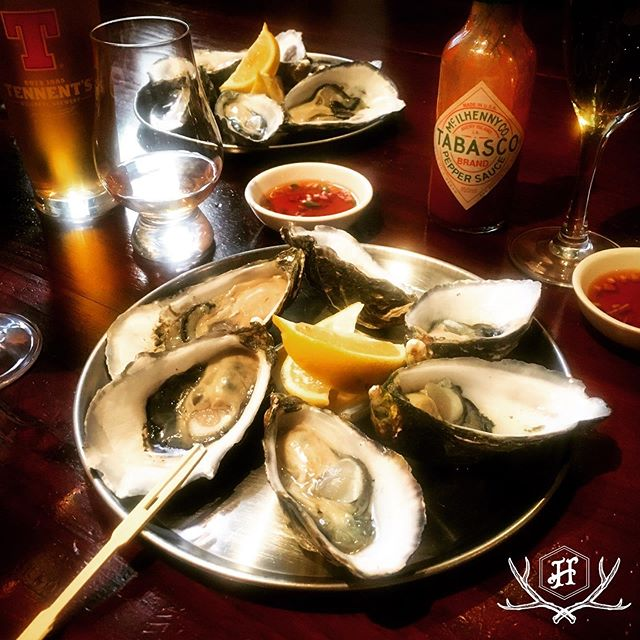 $1 OYSTERS! From 5pm til SOLD OUT! Shuck yeah! See you at the bar!