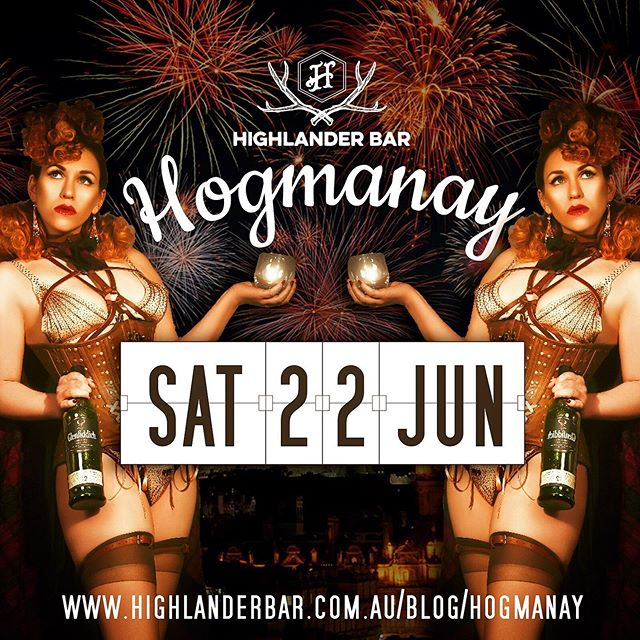 TONIGHT! Hogmanay at the Highlander! Hot mulled wine, hot buttered rum & hot toddy's on the drinks menu! Hot botties on the entertainment menu! @whiskyfalls @o_nyx_ & @dominodejour have just finished steamy show number 1! Next & final show is scheduled for 9pm, get down and grab your ticket now!