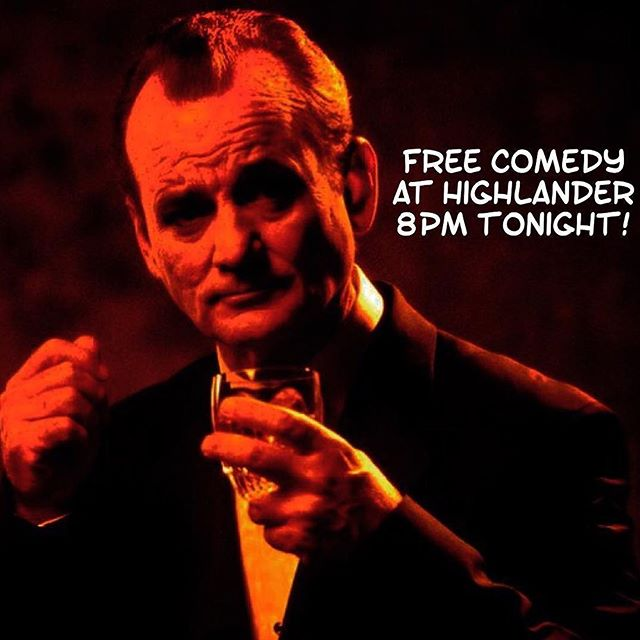 @freecomedy.australia FREE comedy show upstairs from 8pm! Happy hour downstairs plus all our new Tight-ass Tuesday deals!