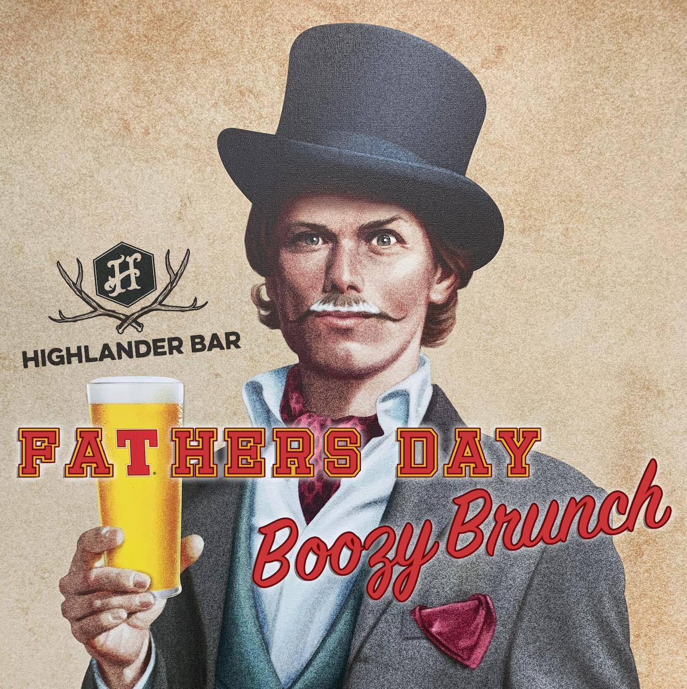Fathers Day Boozy Brunch
