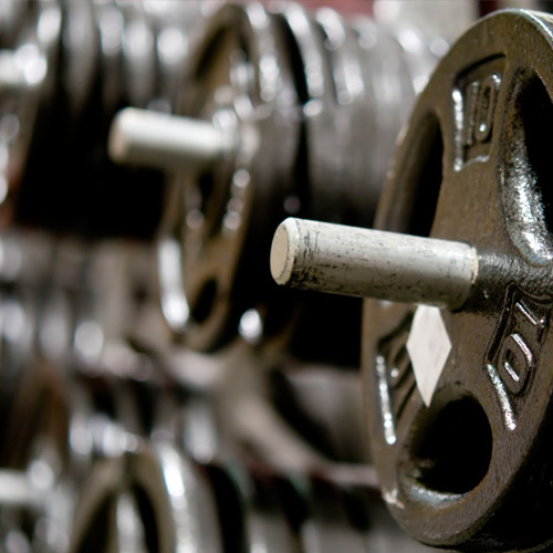 GYM - Don't let your grip limit your gym work.