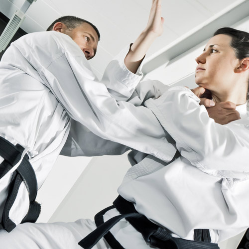 JUDO - Get a better grip on your opponent.