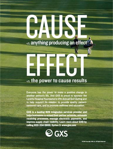 GXS Moseley Golf Series