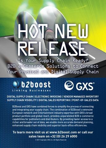 GXS B2Boost Ad Series