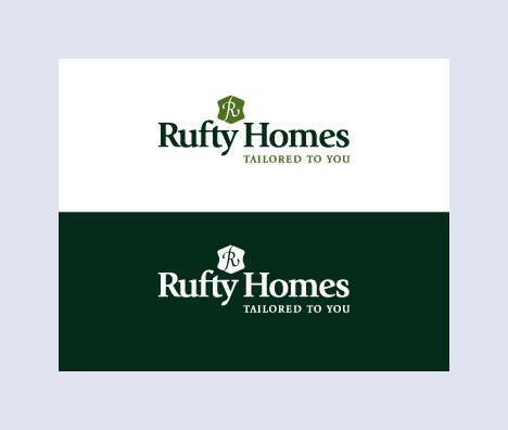 Rufty Homes Logo