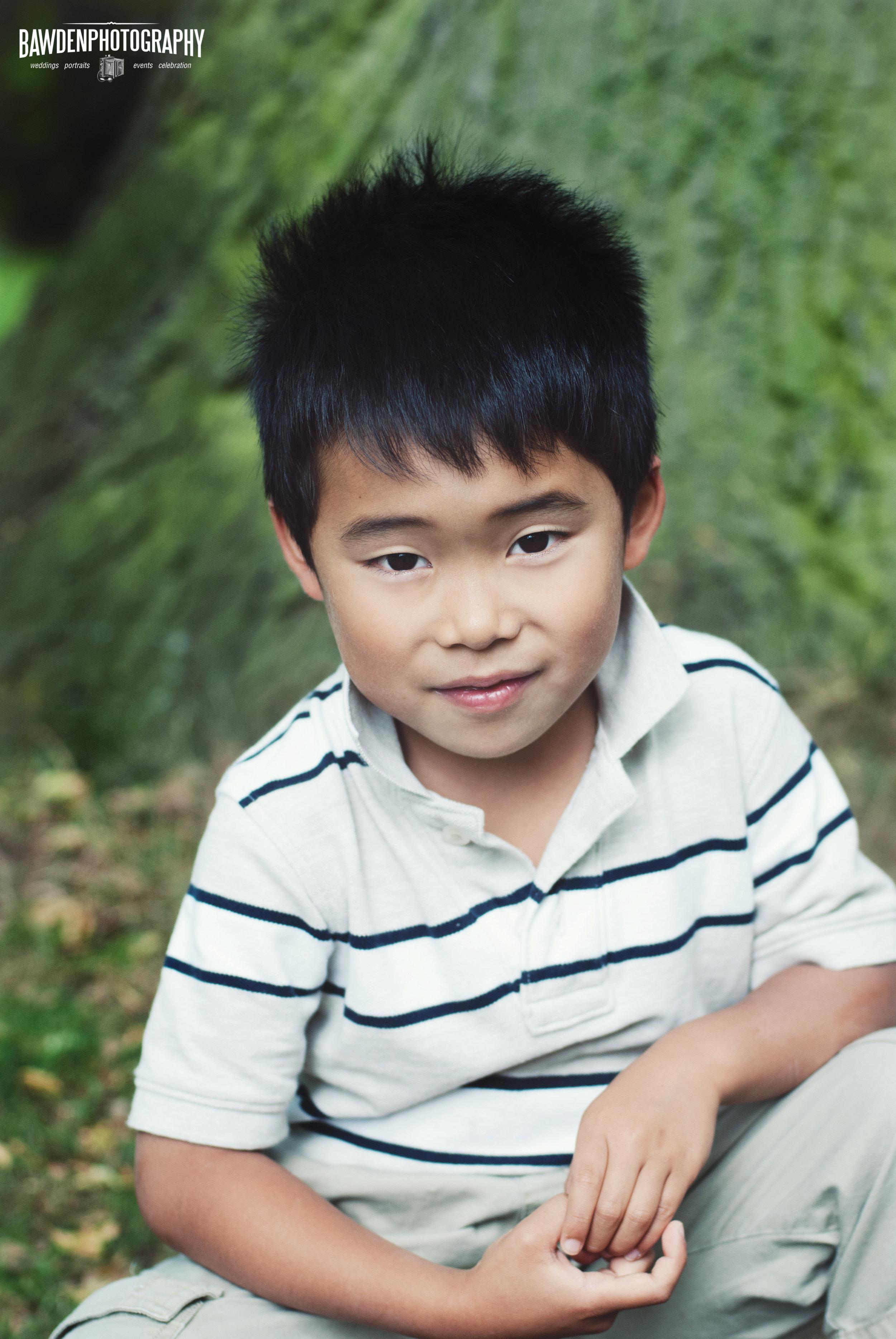 Children Portrait Photography UK