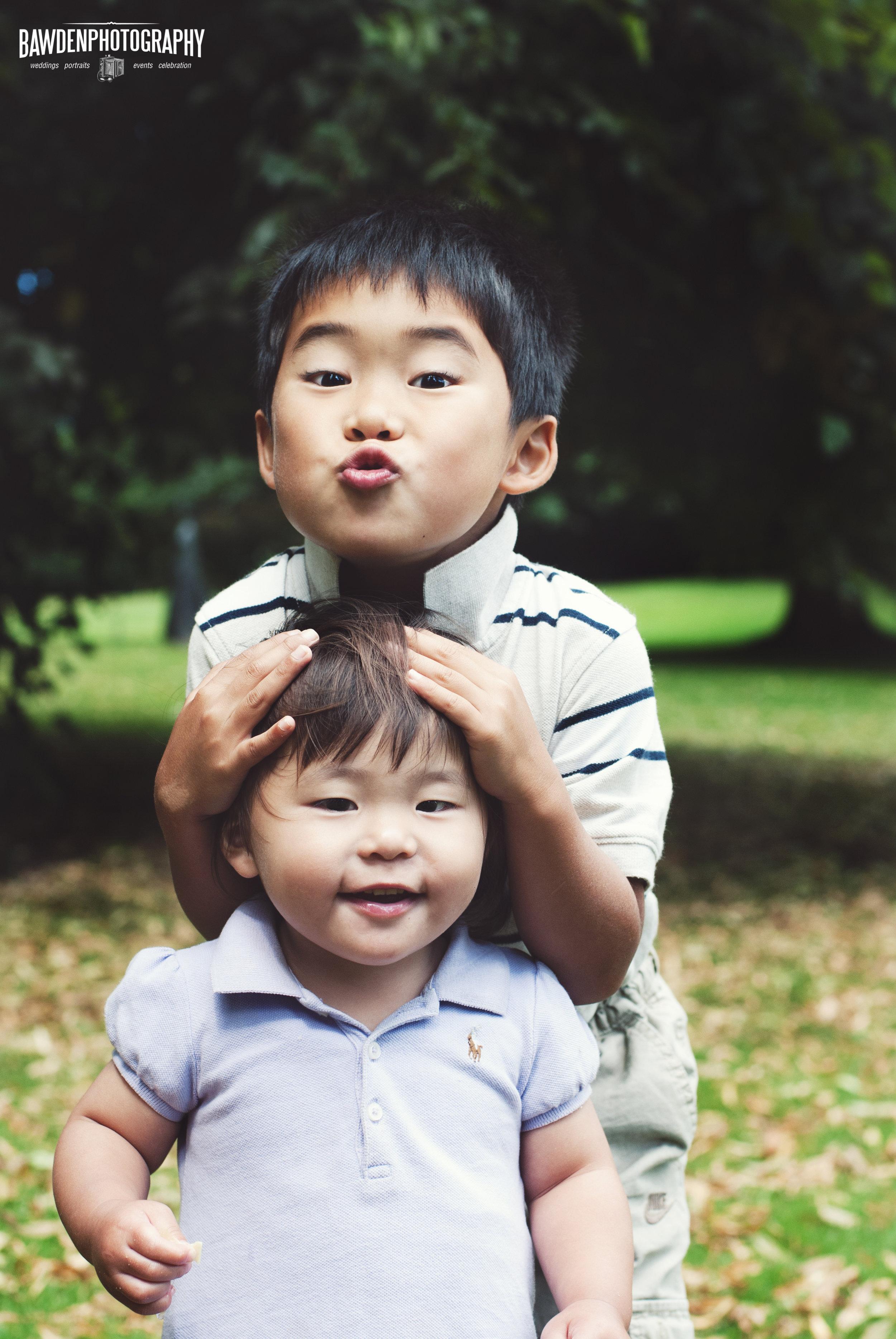 Children Portrait Photography Northwest UK