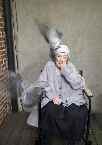Mumbling Beauty Louise Bourgeois ©2015 Alex Van Gelder