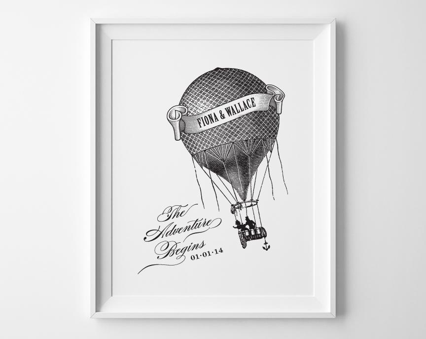 Sweet-Peony-Press-Hot-Air-Balloon-Black-Engagement-Print.jpg