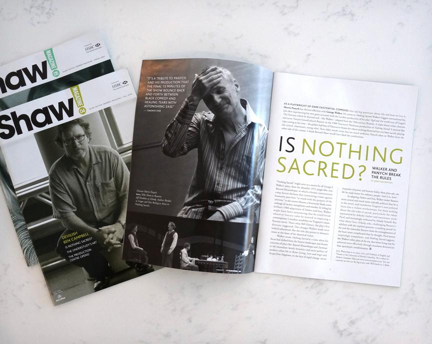 Shaw Magazine