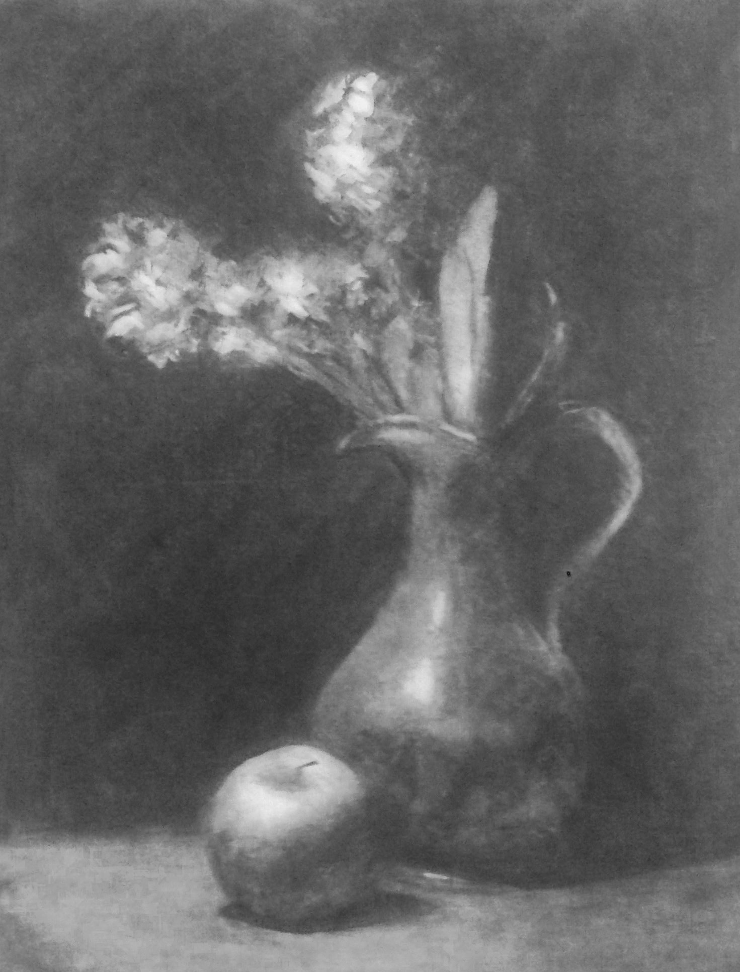 Appple_and_flowers_charcoal.png