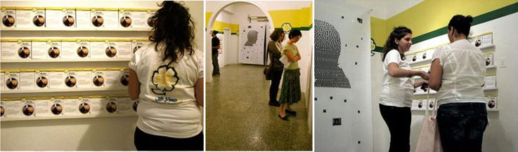 MKMAEL Stories, 2007, Book project. Installation view, MAKAN, Amman, Jordan.