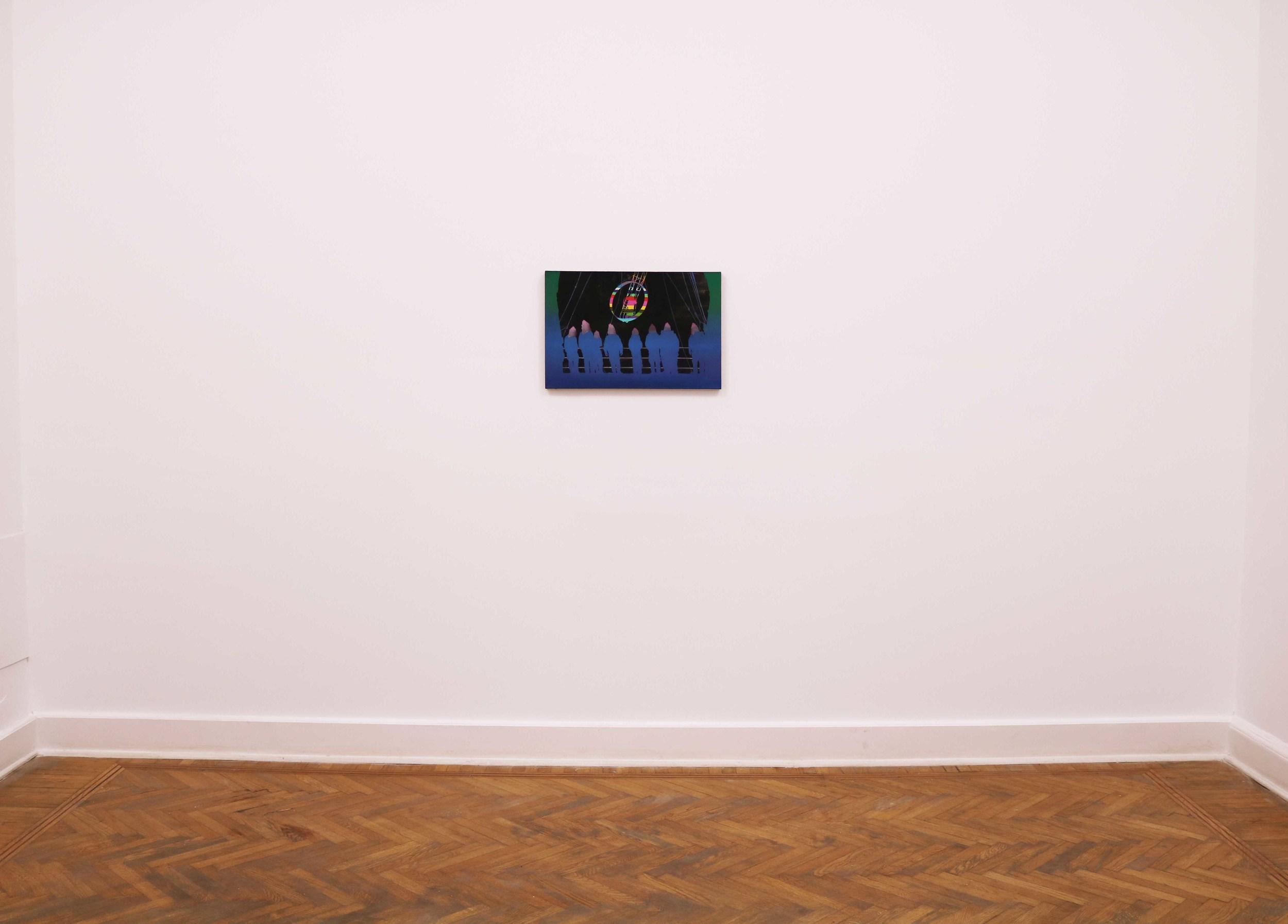 Basim Magdy installation shot2.JPG
