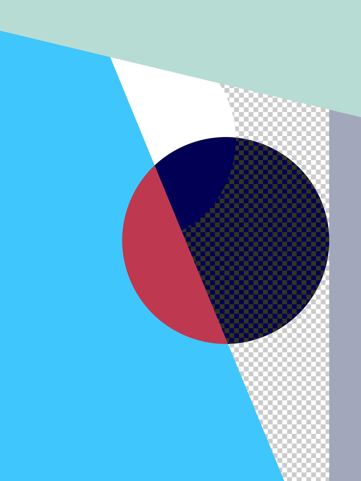 Blue Moon, 2016, C-Print, framed, 104 x 79 cm, Edition 3+1 AP.