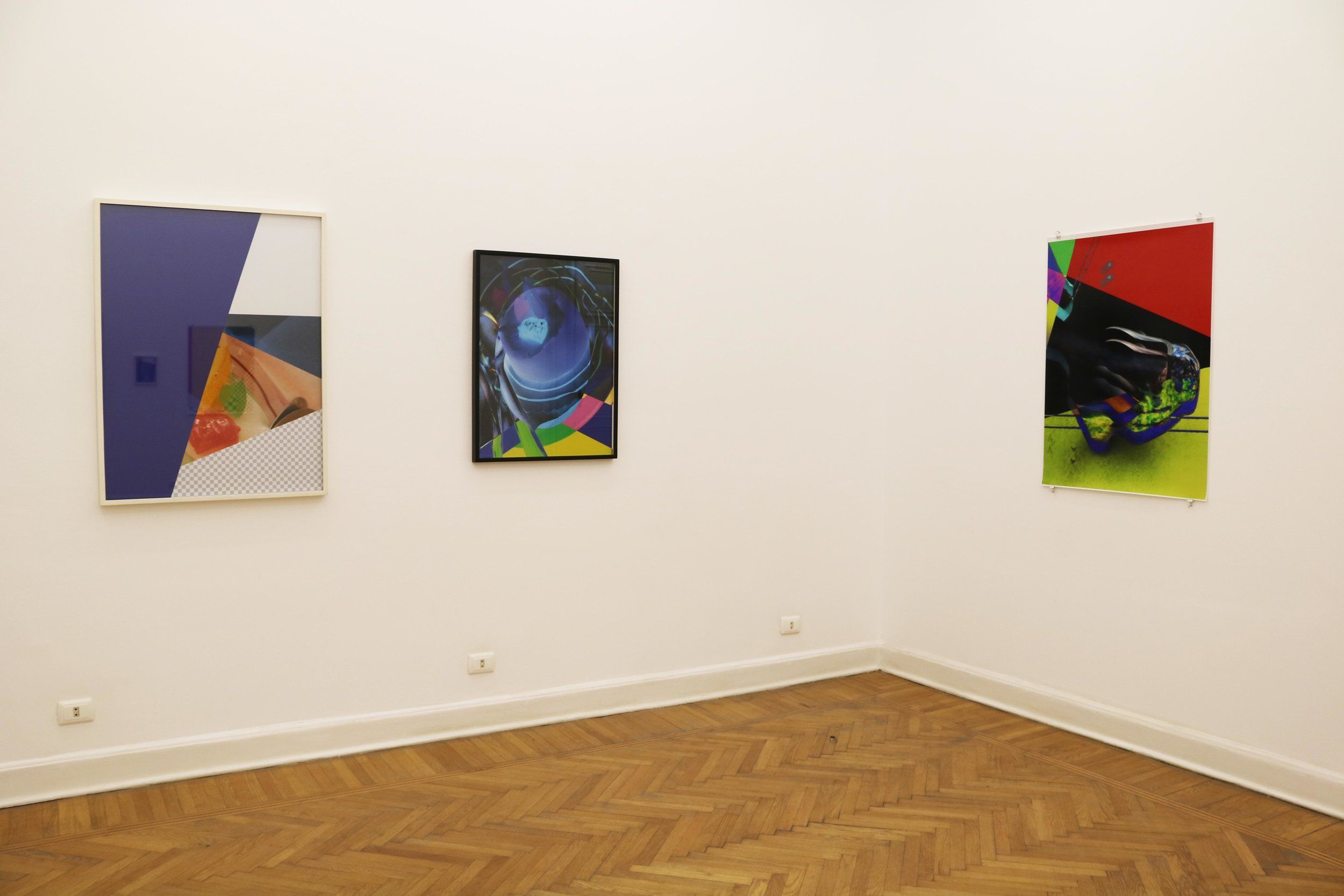 Setareh Shahbazi, Installation shot, Binary is a False Idol, 2016