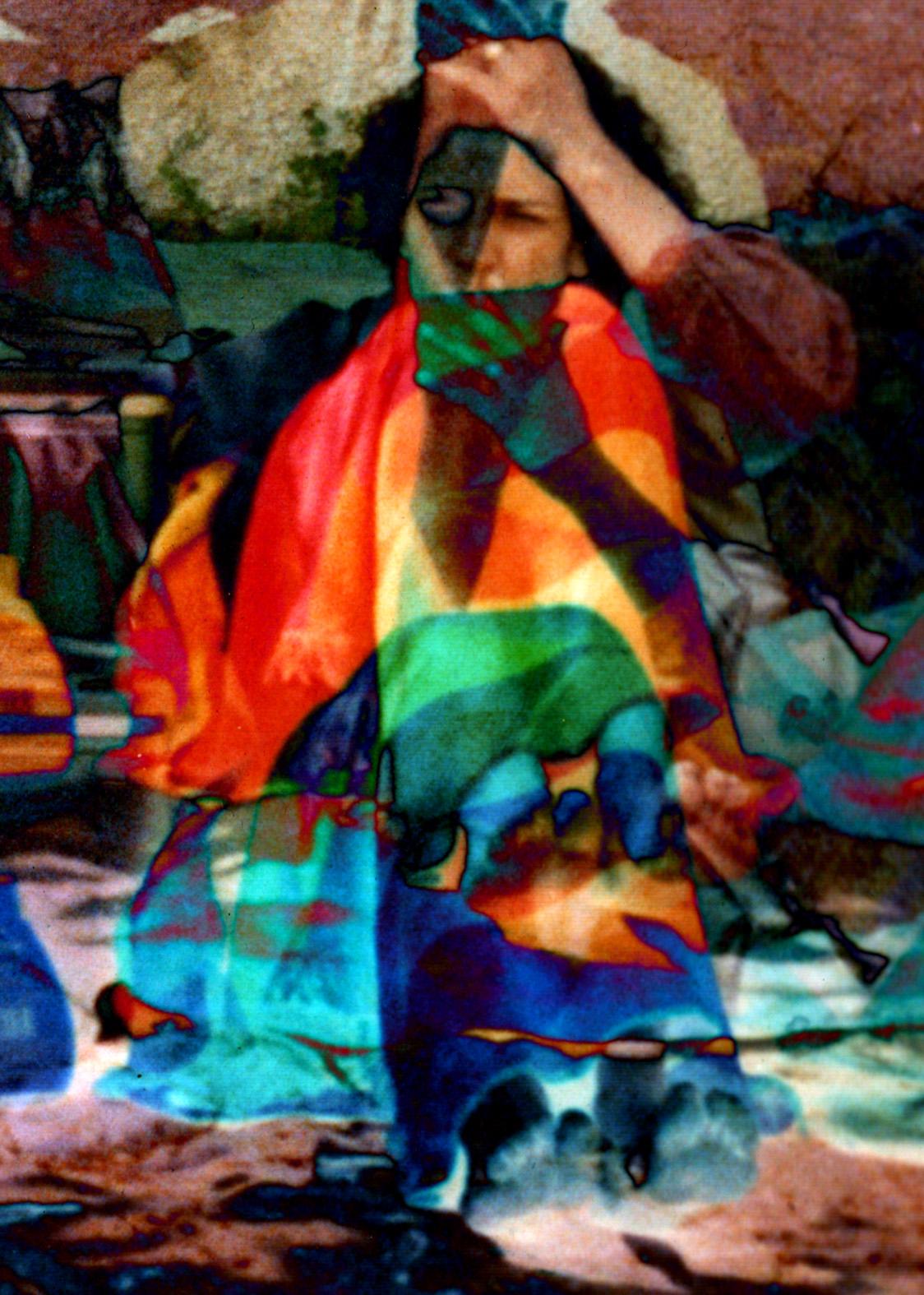 Spectral Days, C-print, 63 x 45 cm, 2013.