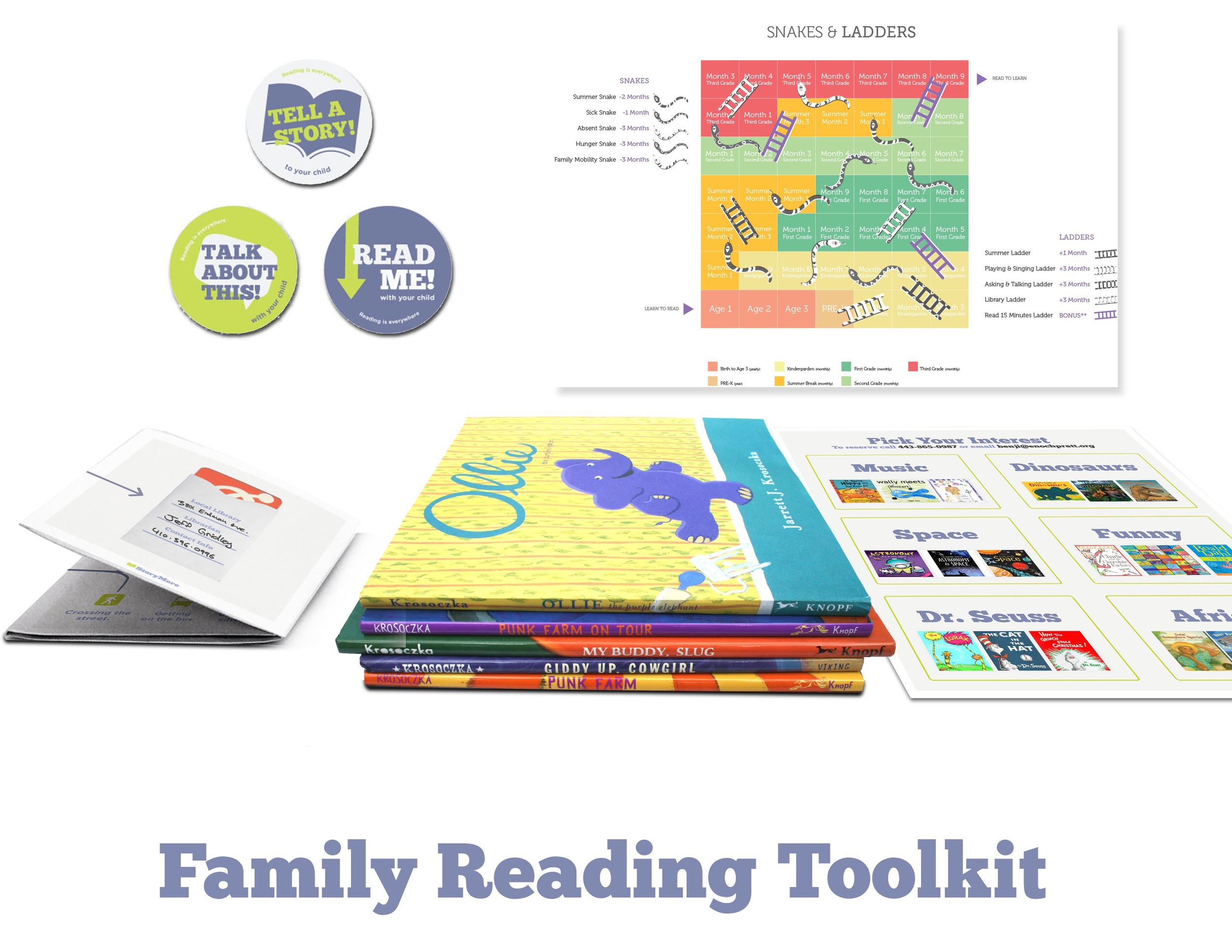 Storymore - Family Reading Toolkit