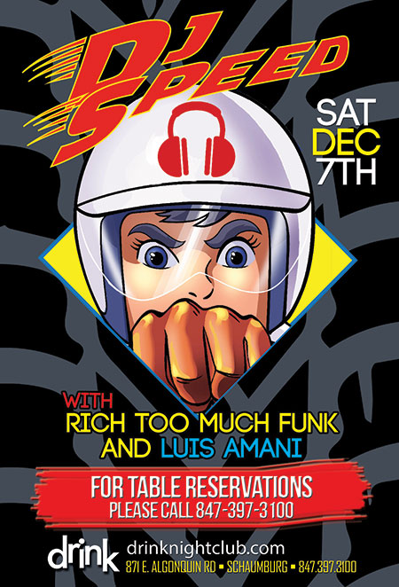Drink Nightclub , DJ Speed