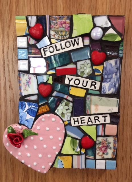Mosaic by Heidi Borchers