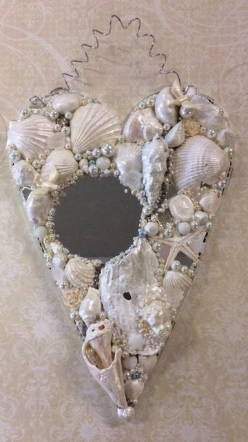 Mosaic Heart by Heidi Borchers