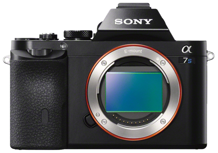 Sony A7s Digital Stills and 4k Video Camera