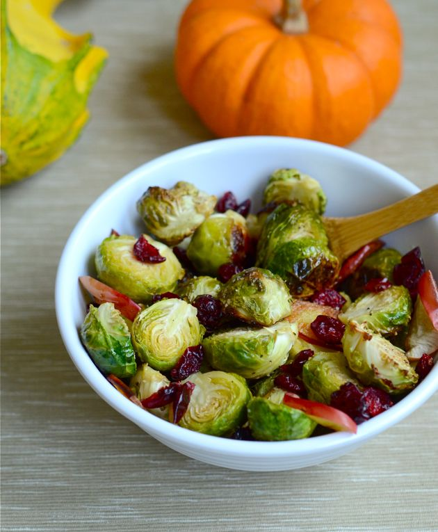 brussels-sprouts-cranberries