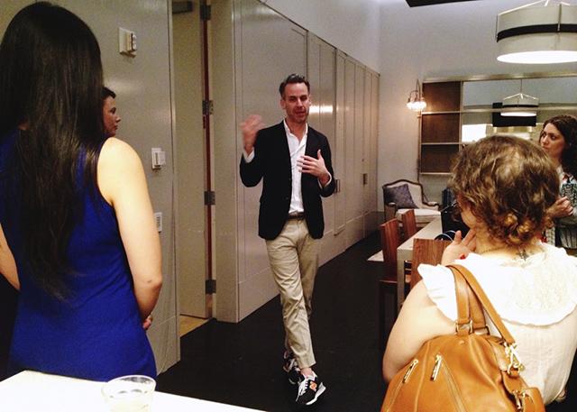 Adam Rapoport at Bon Appetit | Brooklyn Atlas