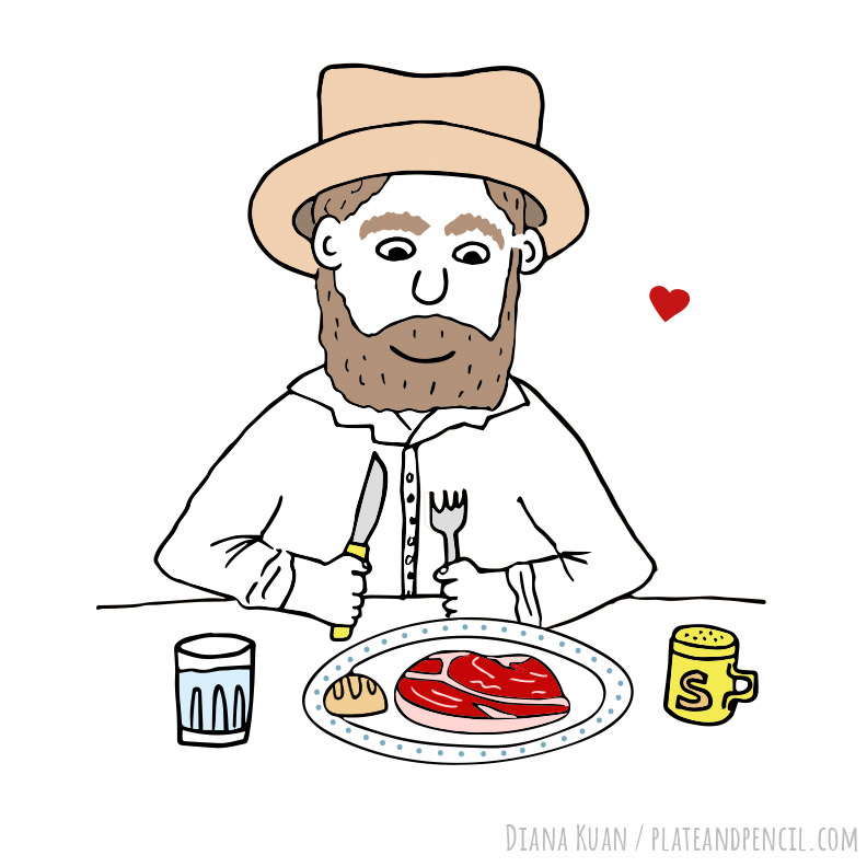 Walt Whitman, advice columnist | Plate & Pencil