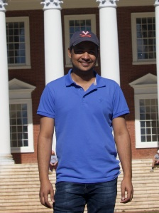 MD AUSRAFUGGAMAN NAHID - Nahid recently passed his qualifying exam! Way to go Nahid!