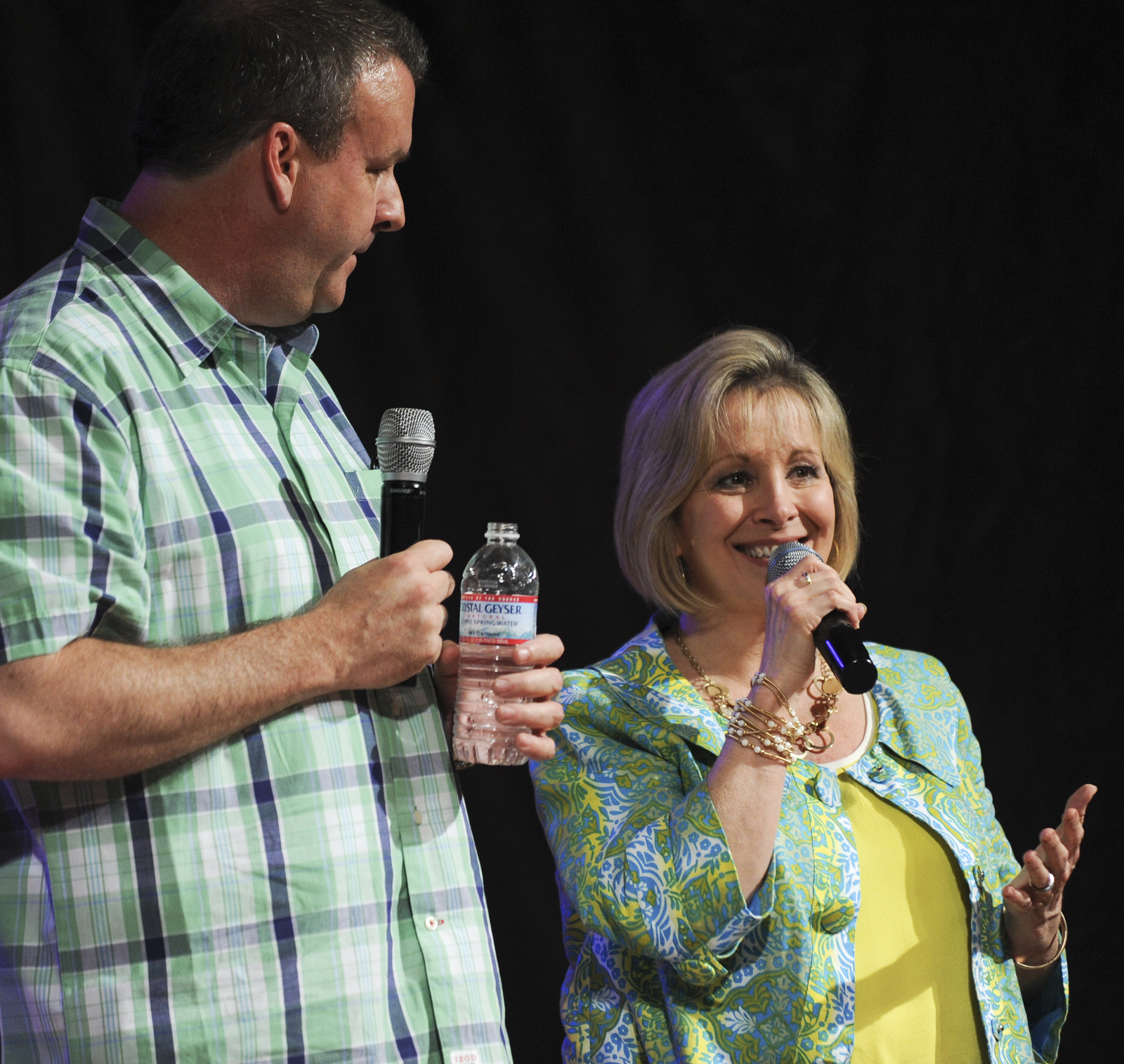 Jeff & Becky Dollar