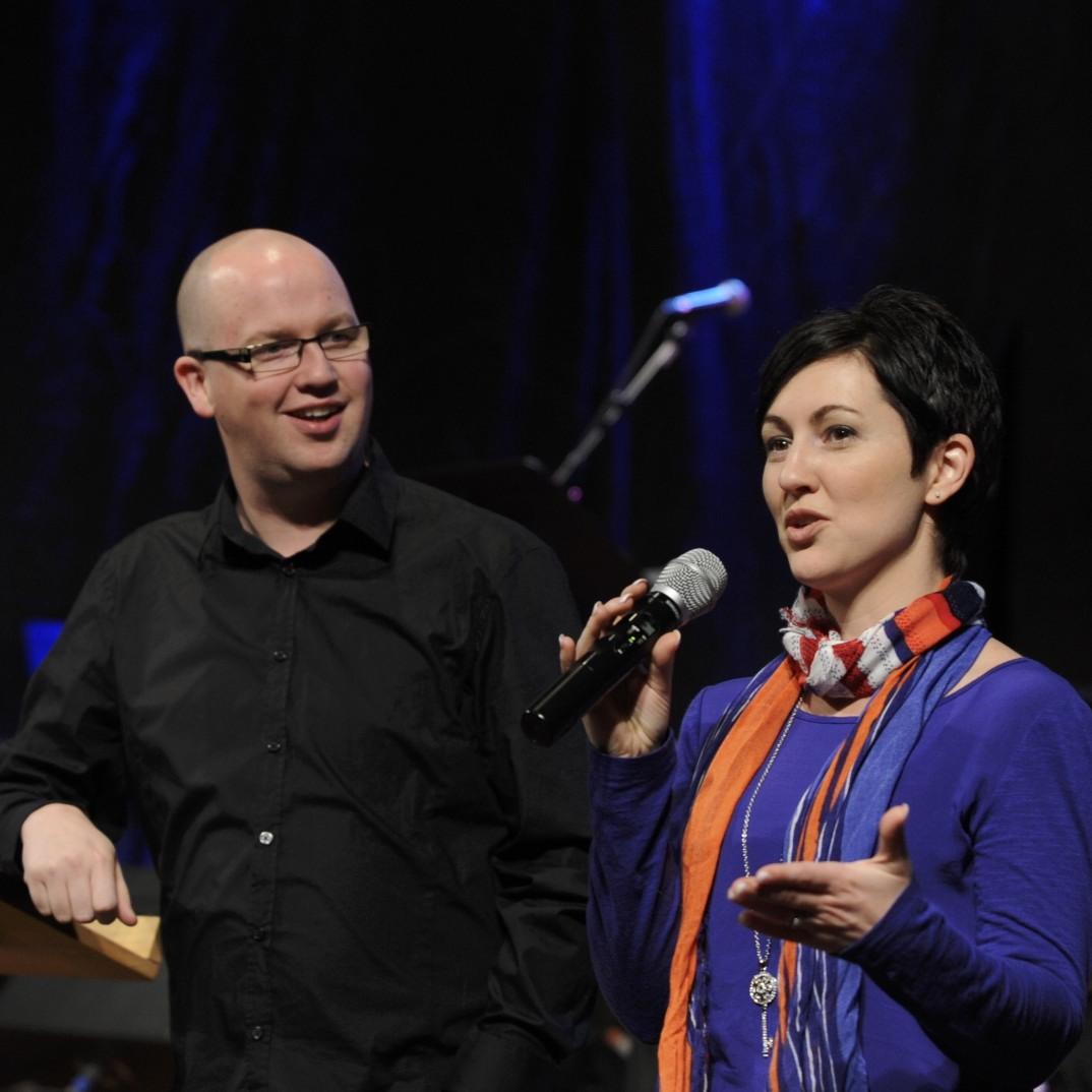 Gary & Sarah Morgan