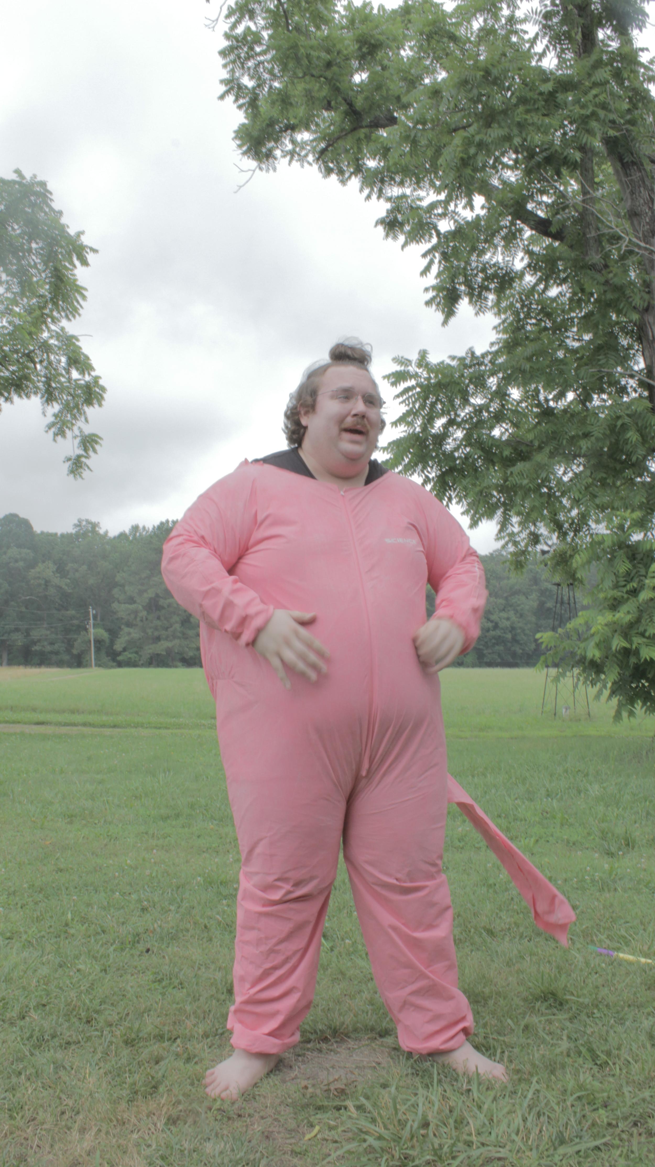 Stuart Kiczek (Pink Man)