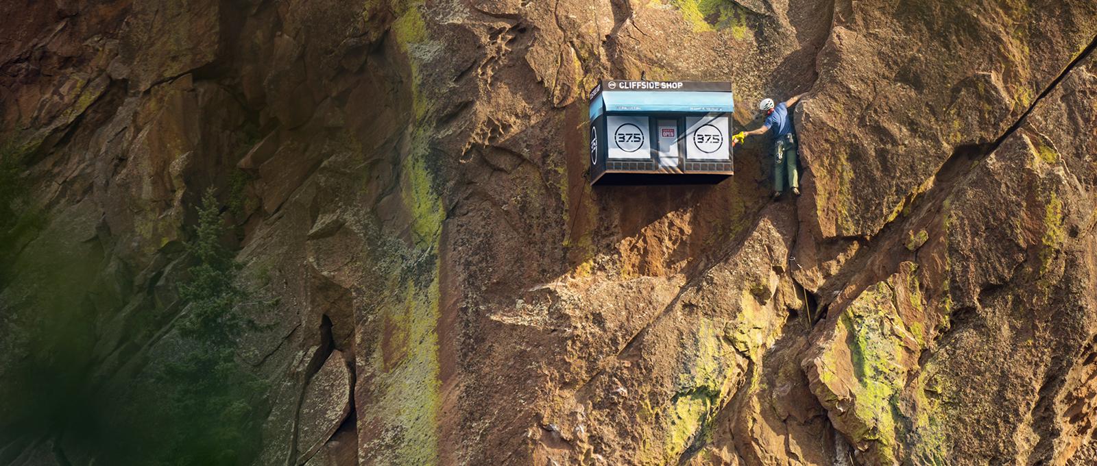 37.5's Cliffside Shop -