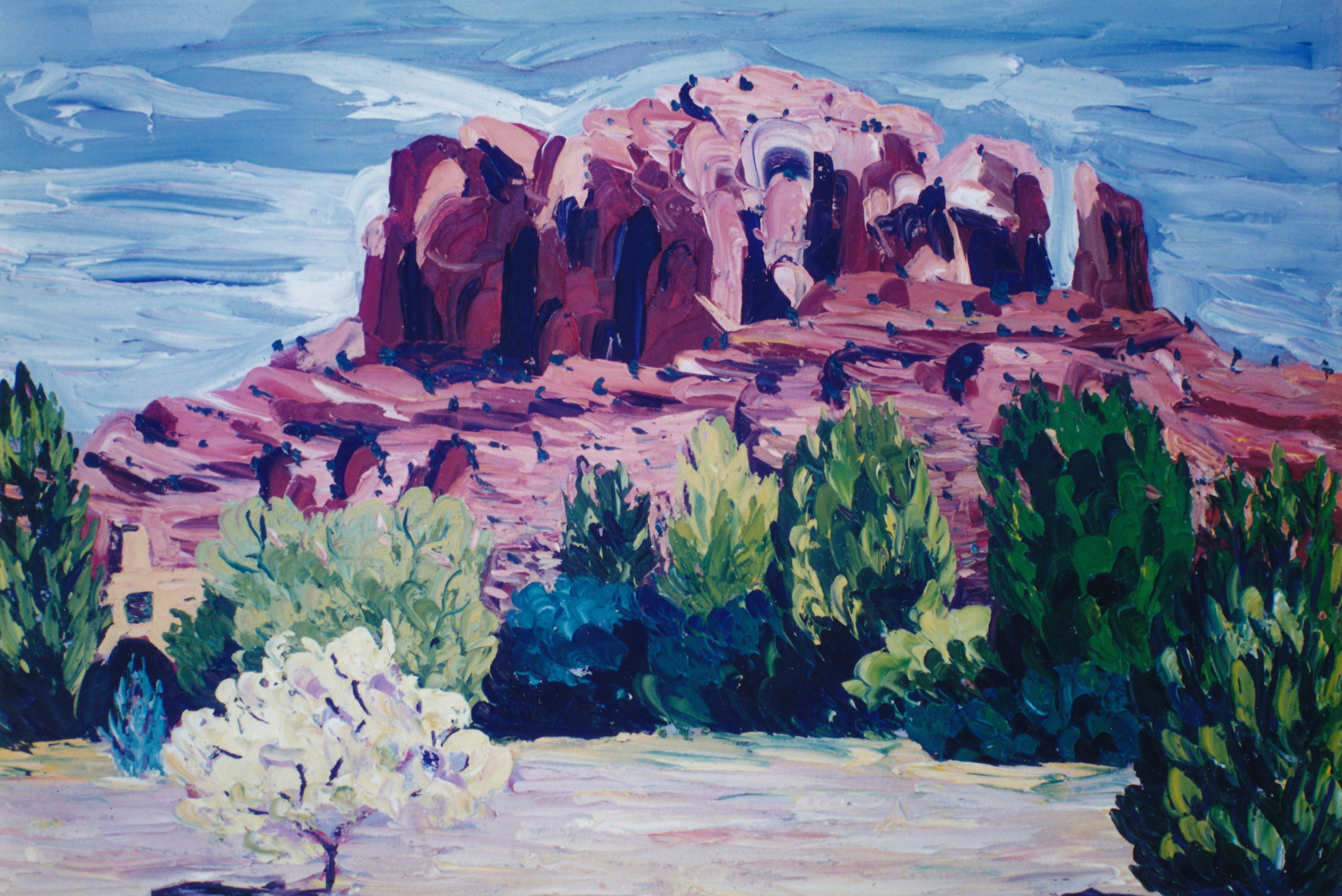 Cathedral Rock II