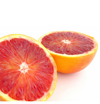Blood orange essential oil is best for combination, oily, and blemished skin.