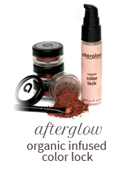 Afterglow organic infused color lock